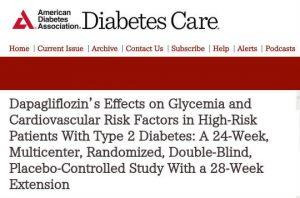 ダパグリフロジンの心血管疾患に対する良い作用