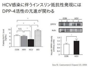 HCV & DPP-4
