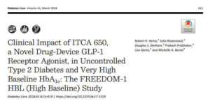 ICTA650 エキセナチド