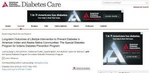 The Special Diabetes Program for Indians Diabetes Prevention Program